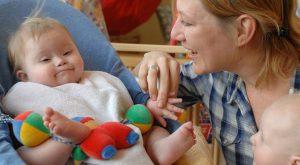 'Kinderopvang middel tegen dreigende ontwikkelingsachterstand'