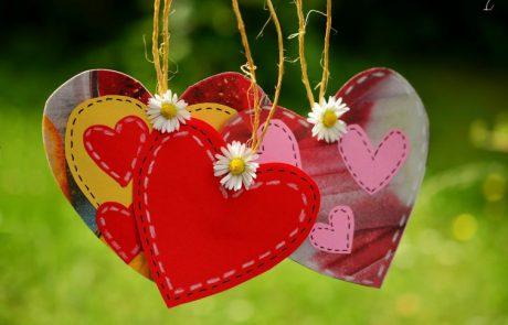 Lentekriebels en liefdesperikelen