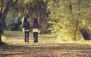 Denken over vriendschap: 'met een vriend doe je leuke dingen'