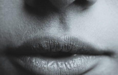 Spierballen in je mond