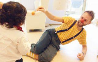 Interacties zonder woorden: voorstellingen voor babies en dreumessen
