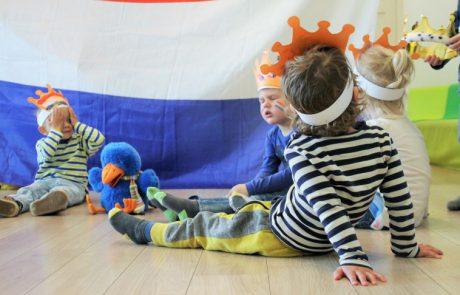 Kleine Koningsspelen www.confriends.nl
