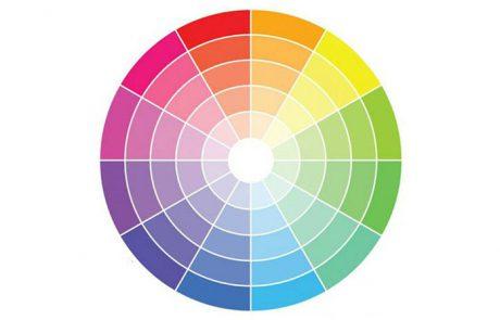 Kleur in het interieur