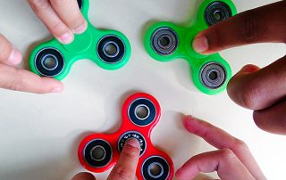 RAGEnd populair Spinners!