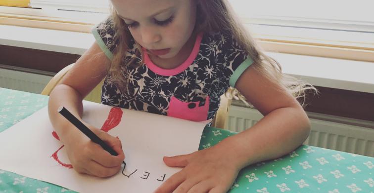 Kleurplaten Delen Van Een Huis.Allergisch Voor Kleurplaten To Be Kinderopvang