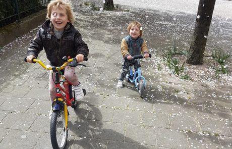 Het geheim achter snel leren fietsen