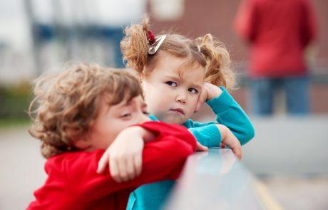 Wat doet een scheiding met een kind?