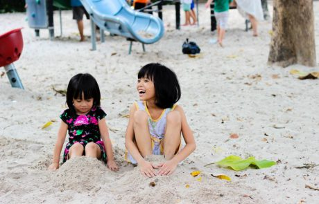 Spontane gesprekken: filosoferen op de rand van de zandbak