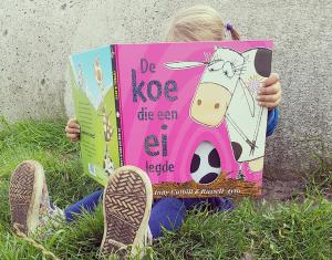 De koe die een ei legde - boekentip