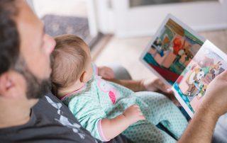 Lezen met baby's? Kan dat al? Jazeker!