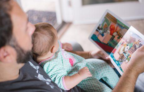 Lezen met baby's? Jazeker!