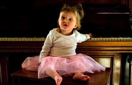 Klassieke muziek met jonge kinderen