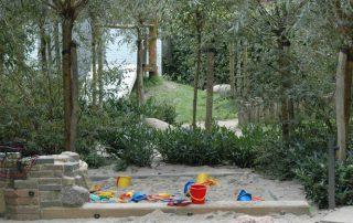 Van reguliere speeltuin naar avontuurlijke speelplek.
