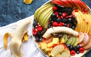 Haal meer uit je fruitschaal: ranking the fruits