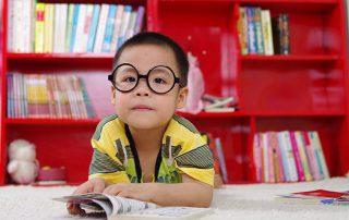 Boeken in de kinderopvang, liefde voor het boek