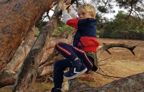 Waarom is natuur en buiten spelen eigenlijk zo goed voor kinderen?