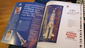 opengeslagen boek - Hadden de Grieken al raketten