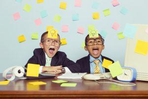 Stresspreventie trainingen kinderopvang Confriends