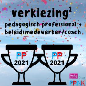 Wie geef jij op voor de Ped. Professional/Coach-VERKIEZING?