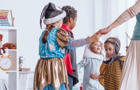 Dans- en beweeglessen om pedagogisch handelen te versterken